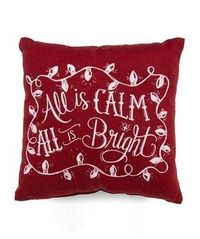 all is calm pillow - 20% off http://rstyle.me/n/t8yxnpdpe