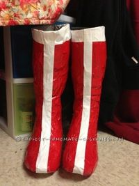 Awesome Wonder Woman Costumes that you can make on your own. Take a look at these cool Wonder Woman Costume ideas and find inspiration for making your own.