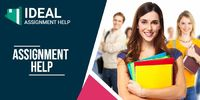 Worrying about how can i do assignment complete? Get Assignment Help from our academic writers of IdealAssignmentHelp team. visit: https://bit.ly/3hgFzL0