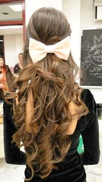I wish my hair would look like this if it was that long