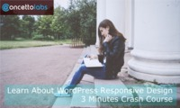 Learn About WordPress Responsive Design - 3 Minutes Crash Course https://bit.ly/2rtM1GY