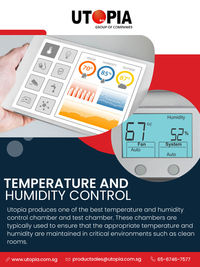 Hospital Temperature And Humidity Control