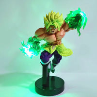 Dragon Ball Z Broly Led Effect Action Figure