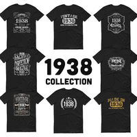 1938 Birthday Gift, Vintage Born in 1938 t-shirt for men, 82n Birthday, Made in 1938 T-shirt, 82 Year Old Birthday Shirt - 1938 Collection $19.99