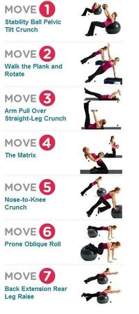 30 Day abs, just in time for Spring.