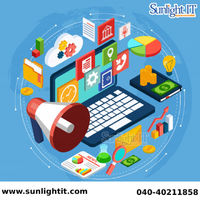 Sunlight IT is the new trending digital marketing company who is focused on achieving your business goals. The digital marketing services include search engine optimization, internet reputation management and social media marketing. Our social media marke...