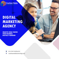 Creative Media Technology, with an aim to help your business get more traffic, leads, and sales, 