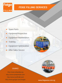 Feigeasia Filling Machines Service