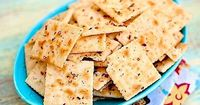 Sometimes simple comfort food is all you need. These quick-and-easy spicy ranch crackers will hit the spot every time.