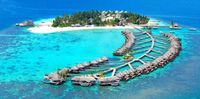 Fun Island Resort Maldives - The Fun Island Maldives resort offers choices of a deluxe beach bungalow and beachfront rooms as accommodations