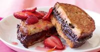 You can eat pancakes, french toast, and waffles and still lose weight. Give these yummy breakfast recipes a taste