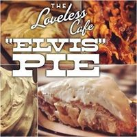 ELVIS PIE - Peanut Butter Pastry Cream, Bananas, Bacon and Marshmallow Fluff!