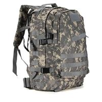 55L 3D Outdoor Sport Military Tactical climbing mountaineering Backpack Camping Hiking Trekking Rucksack Travel outdoor Bag $33.30