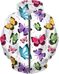 Butterfly Gathering Hoodie $89.00