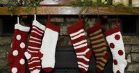 Ravelry: Crochet Christmas Stockings Quick and Easy by Kat Kennedy