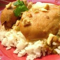 """Frank's Favorite Slow-Cooker Thai Chicken 