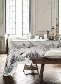 Là-Haut Tablecloth by Alexandre Turpault $193.00