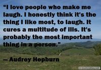 Photo Quote about laugh