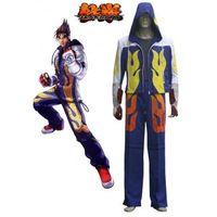 Tekken Jin Kazama Cosplay Costume