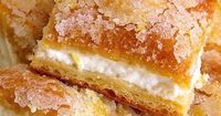 """Lemon Cream Cheese Bars 