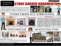 Minsterstone manufacture high quality stone products such as architectural stone, stone fireplaces, stone paving and garden ornaments and memorials.Click this site www.minsterstone.ltd.uk for more information on Architectural Stone. All our high quality p...