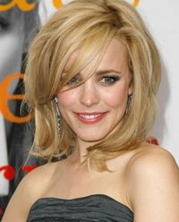 Cut & Color... How To Get Rachel McAdams Tousled, Textured Hair