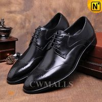 CWMALLS® Leather Brogue Dress Shoes CW716008
