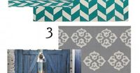 Pattern your home with these symmetry styles that won't break the bank.