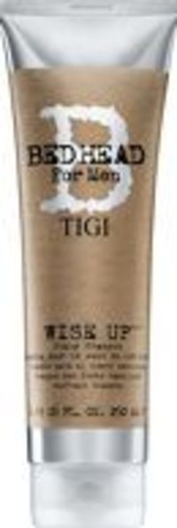 TIGI Bed Head For Men Wash and Care Wise Up This formula helps to smooth dry, damaged hair and replenish moisture and shine, leaving hair strong and healthy. Made with ingredients that help nourish and repair. To use: Work through wet hair whil http://www...