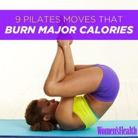 9 Pilates Moves That Burn Major Calories