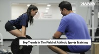 Top Trends in The Field of Athletic Sports Training