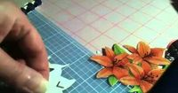 How to: Floral 3D decoupage