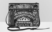 Ouija Clutch with Shoulder Strap