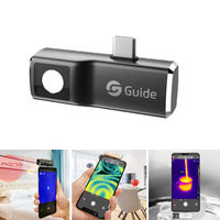 GUIDE MobIRair Type-C Phone Infrared Imager Thermal Detection Anti Voyeur Webcam Detector