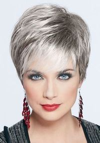 short gray hairstyles for women over 60  grey hair styles