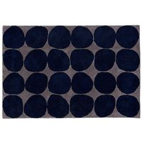 8 x 10' Ink Spot Rug (Blue) | The Land of Nod