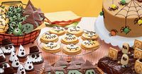 Making homemade treats isn't scary. No trick, we'll show you the secret to making easy Halloween sweets at home.
