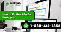While coming across QuickBooks we may often face a�€˜QuickBooks error 3140'. So how does this error exactly occur? How does it appear? What are itscauses? And how can we resolve it?