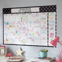 Wall Calendars will help save desk space