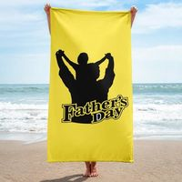Towel - Fathers Day Gift $35.00