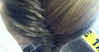 what my fishtail always looks like
