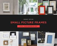 Give your favorite picture the frame it deserves by choosing from our unique and stylish small picture frames. Shop today, get free shipping on orders over $50! https://www.burkedecor.com/collections/picture-frames-1