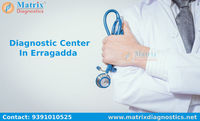 Matrix Diagnostics is a service provider to the patient with a quality medical diagnosis. With the advanced technology equipment for all diagnostic services, Matrix Diagnostics provide reliable and accurate diagnostic services in Hyderabad.