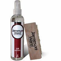 Jameson Ward Premium Shoe Cleaner Kit 8oz - Rated Top 10 Best Sneaker Cleaner $18.97