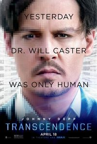 New images and poster for Jonnhy Depp's Trancendence