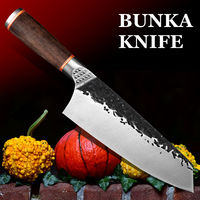 Chef Knife Chinese Cleaver Vegetables Kitchen Tools Butcher Knives $103.00