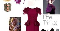 No clue if this would work out, but it would be so cool to dress up as Effie Trinket for halloween.