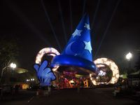 Hats Off: Disney's Hollywood Studios Confirms Plans to Remove Giant Sorcerer's