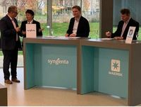 Maersk and Syngenta sign 4PL contract to focus on sustainable innovation