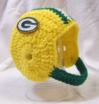 Posts Similar To Crochet Chicago Bears Baby Football Helmet Hat By